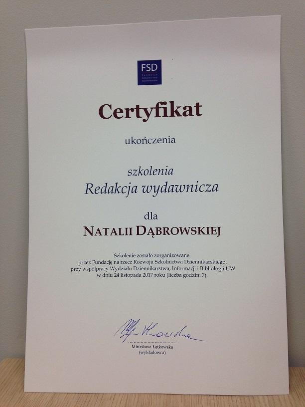 redakcja-wydawnicza-certyfikat